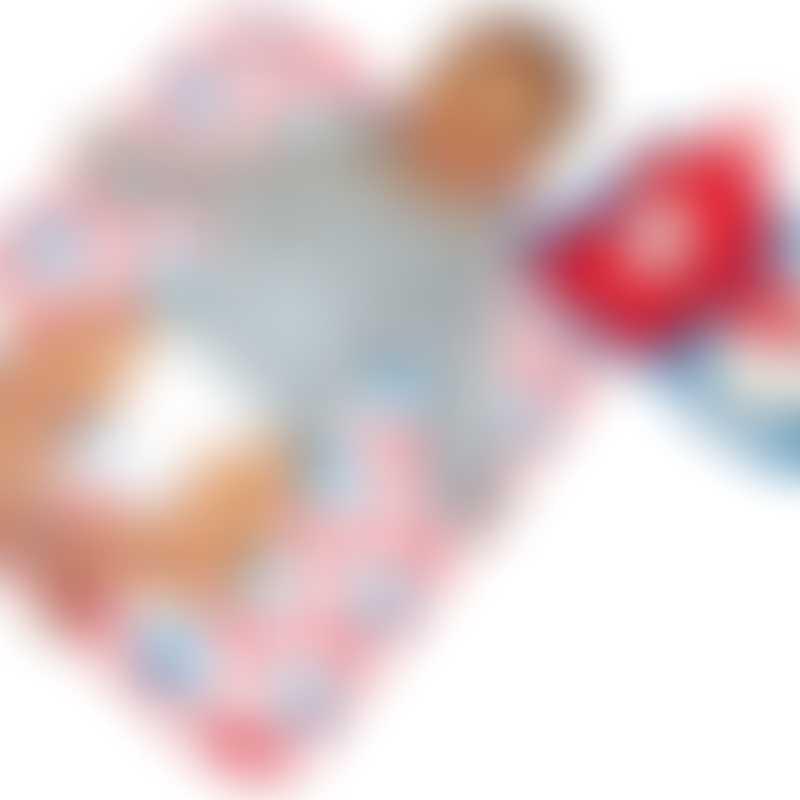 b.box Diaper Wallet - Beep Beep