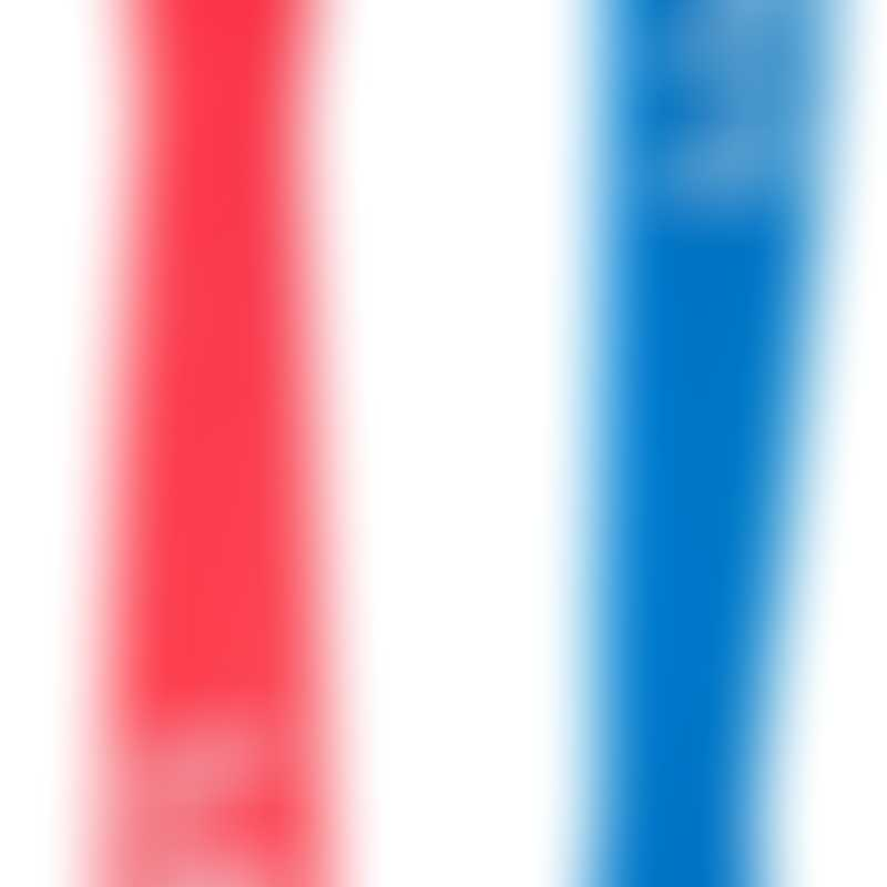 b.box Baby Spoon Set - Red / Blue