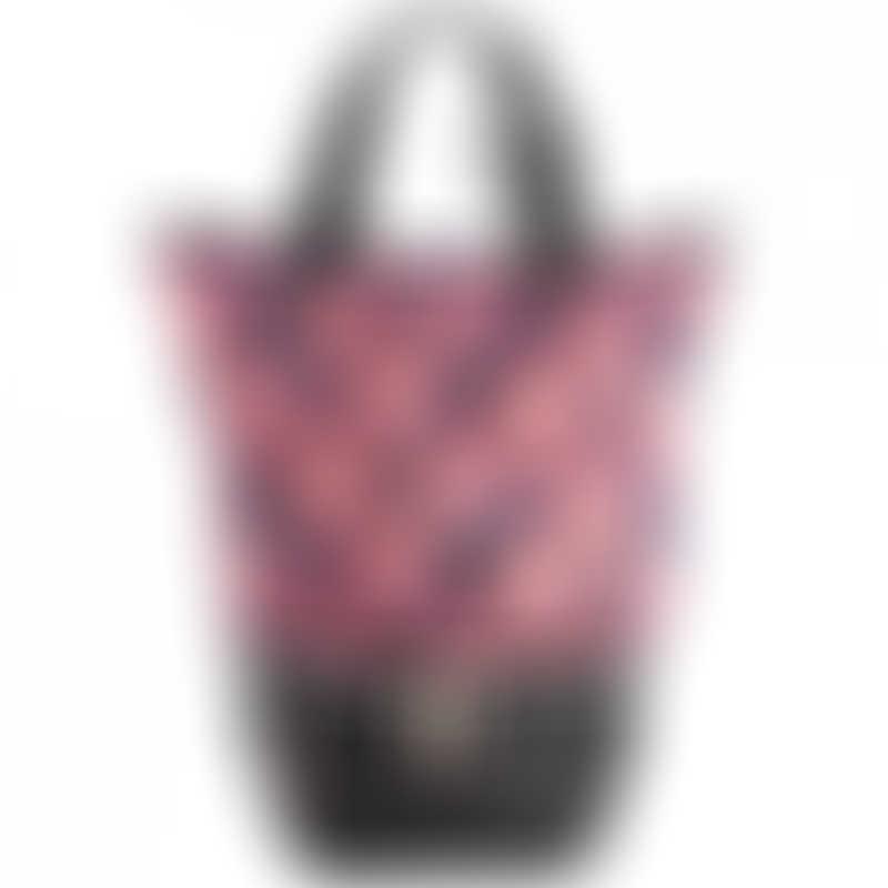 Beaba Biarritz Pop-Up Stroller Bag - Black & Lily