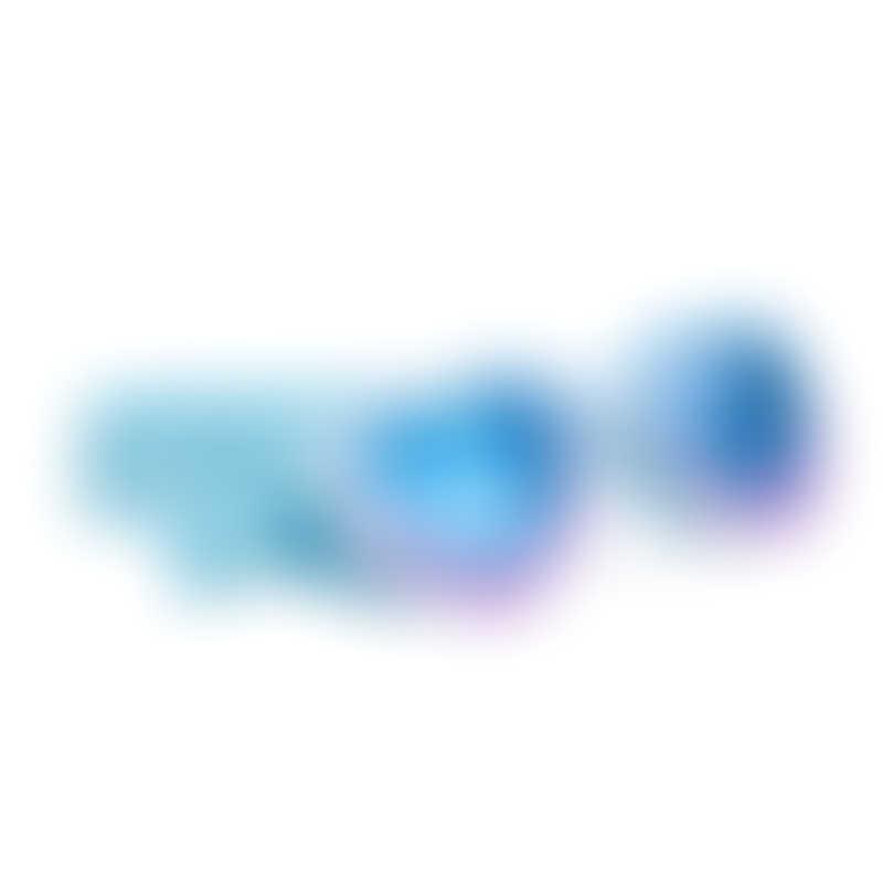 Bling2O Swim Goggles - Mermaid in the Shade - Sea Blue Purple