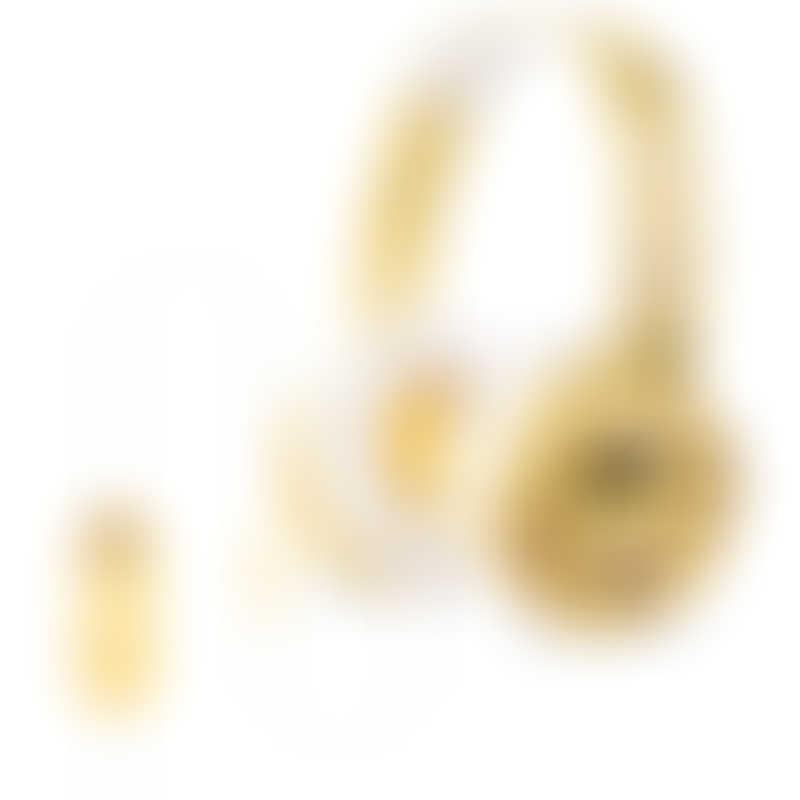Sparrow Kids Blinking Kids Headphones with Mic & Volume Control - Sanrio, PomPomPurin