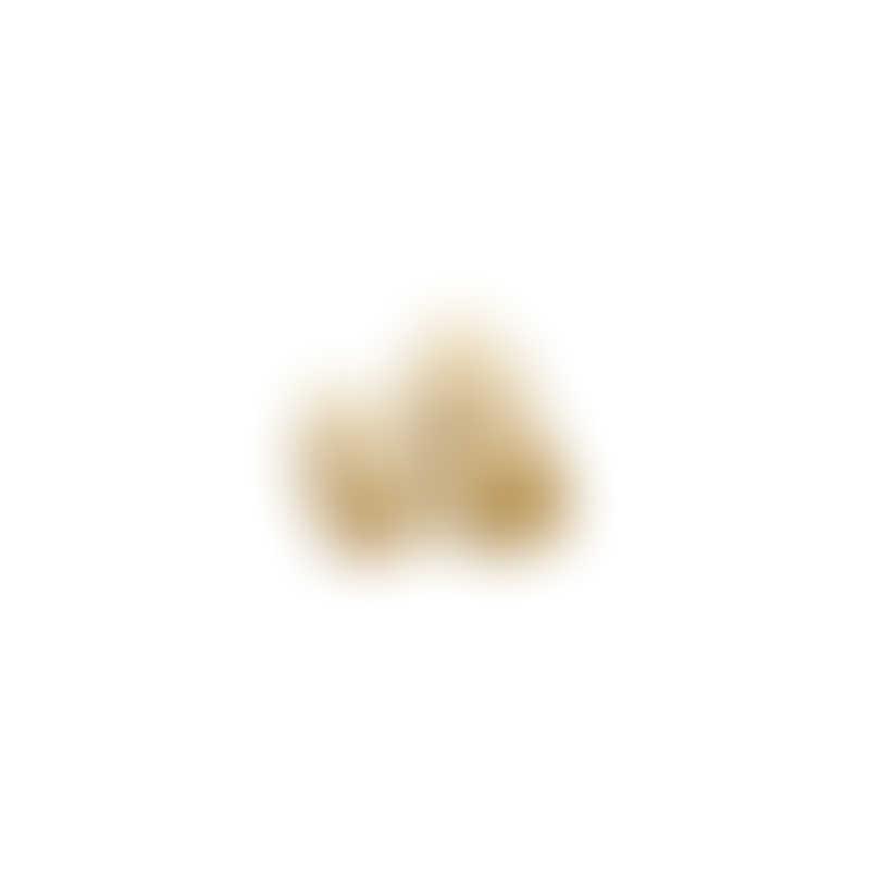 bloom Fresco Seat Pad (Large + Small) W/ Harness Set - Gold
