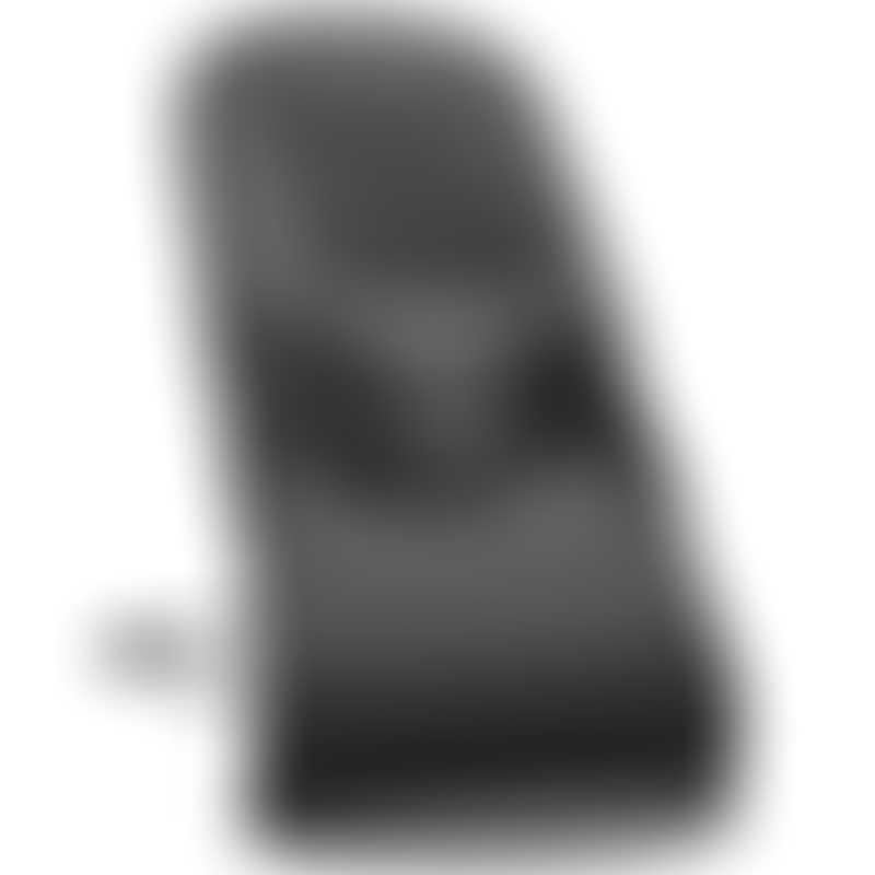 BabyBjorn Bouncer Bliss, 3D Jersey - Charcoal Grey