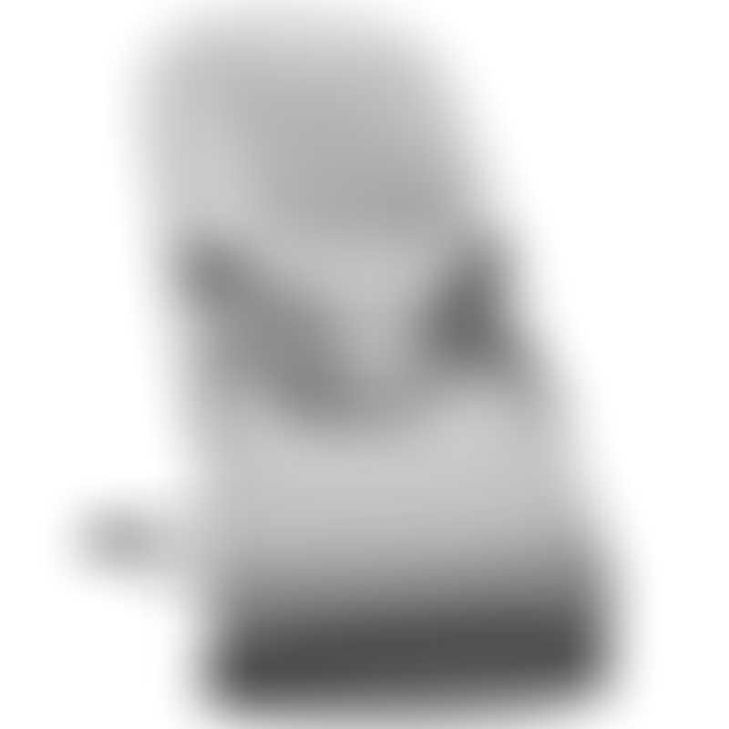 BabyBjorn Bouncer Bliss, 3D Jersey - Light Grey