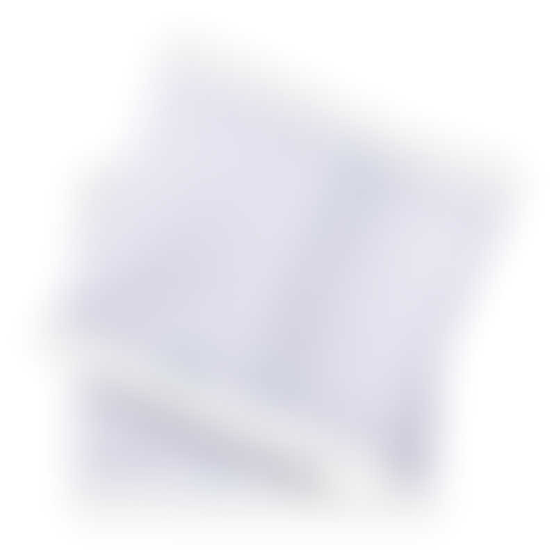 Purflo Breathable Cot Bumper 167 x 30 cm - Soft White