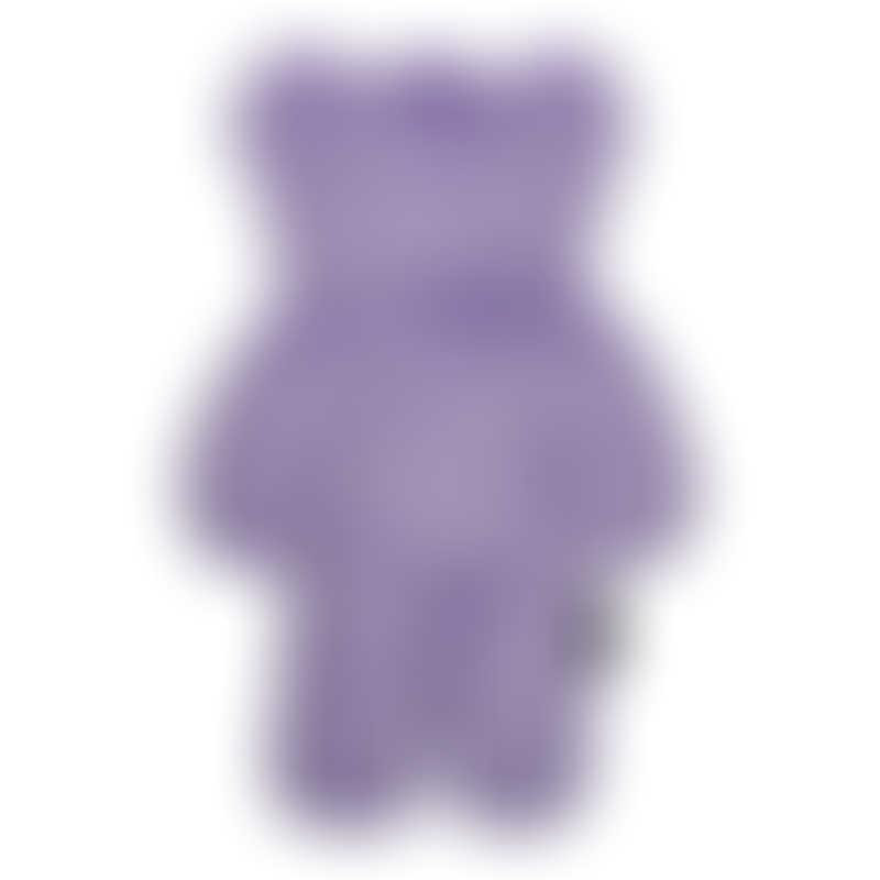 Britt Bear Australia Britt Bear Cuddles Small Teddy - Purple 24cm