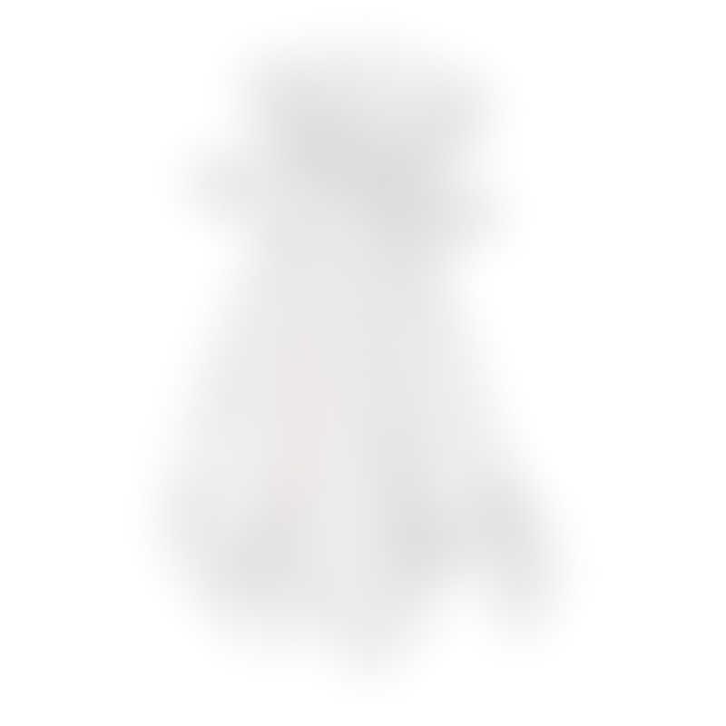 Britt Bear Australia Britt Bear Snuggles Cozy Comforter - White 41x41cm