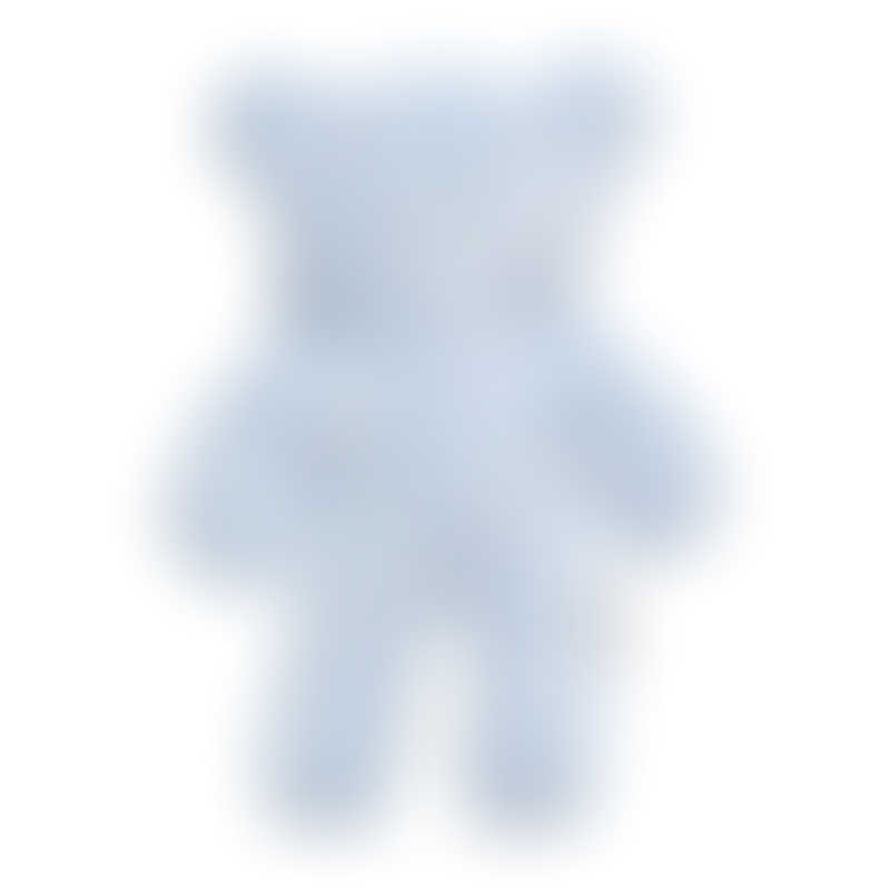 Britt Bear Australia Britt Bear Snuggles Small Teddy - Blue 25cm