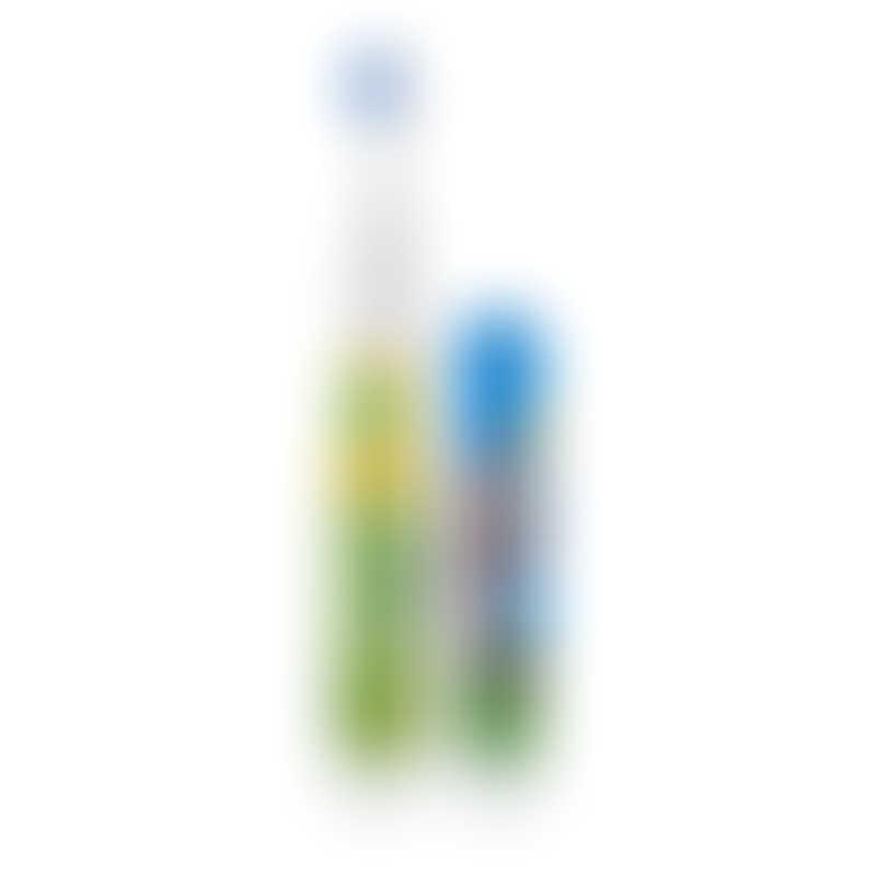 Brushbaby Go-Kidz Electric Travel Toothbrush - Mikey