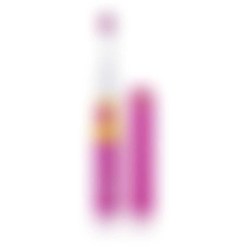 Brushbaby Go-Kidz Electric Travel Toothbrush - Pink