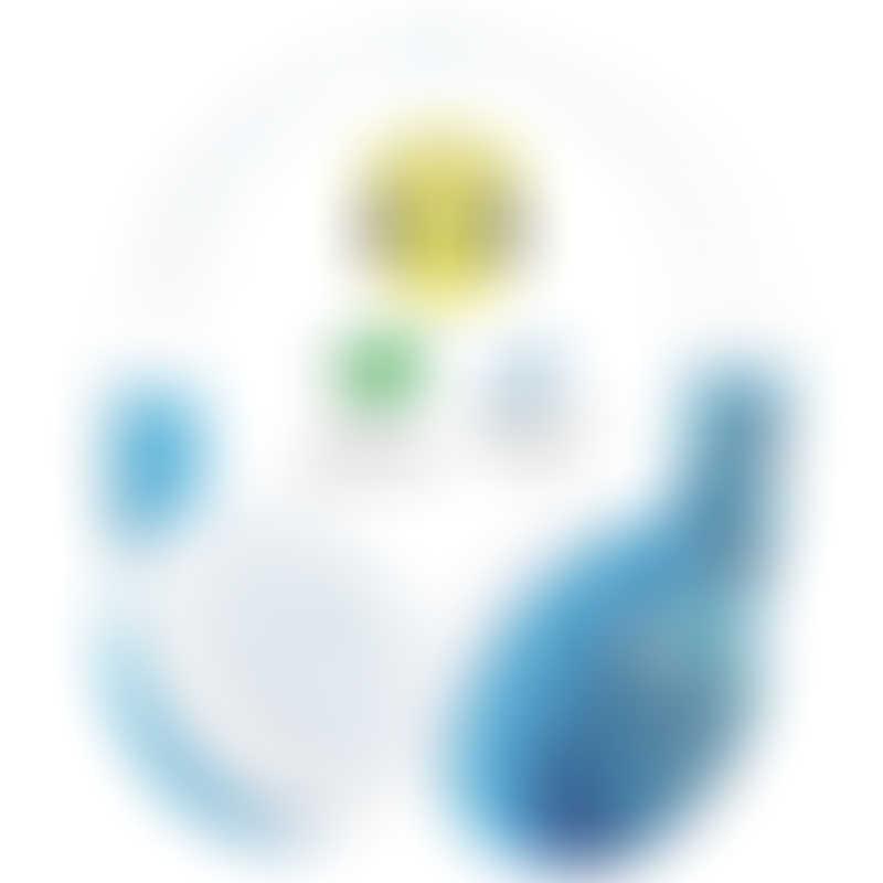 BuddyPhones WAVE - Blue Robot