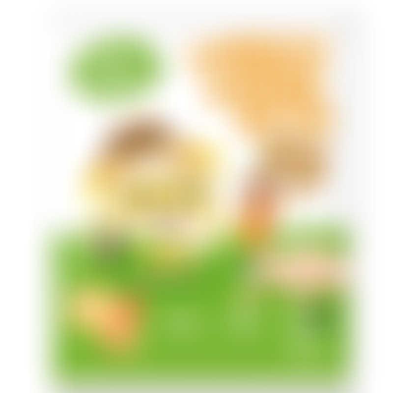 Kiwigarden Carrot Cheesy Bites 10g (8mos+)