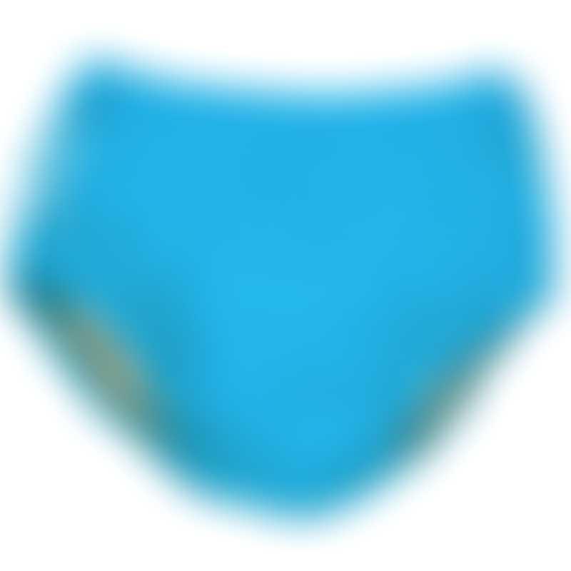 Charlie Banana 2-in-1 Swim Diaper & Training Pants - Turquoise