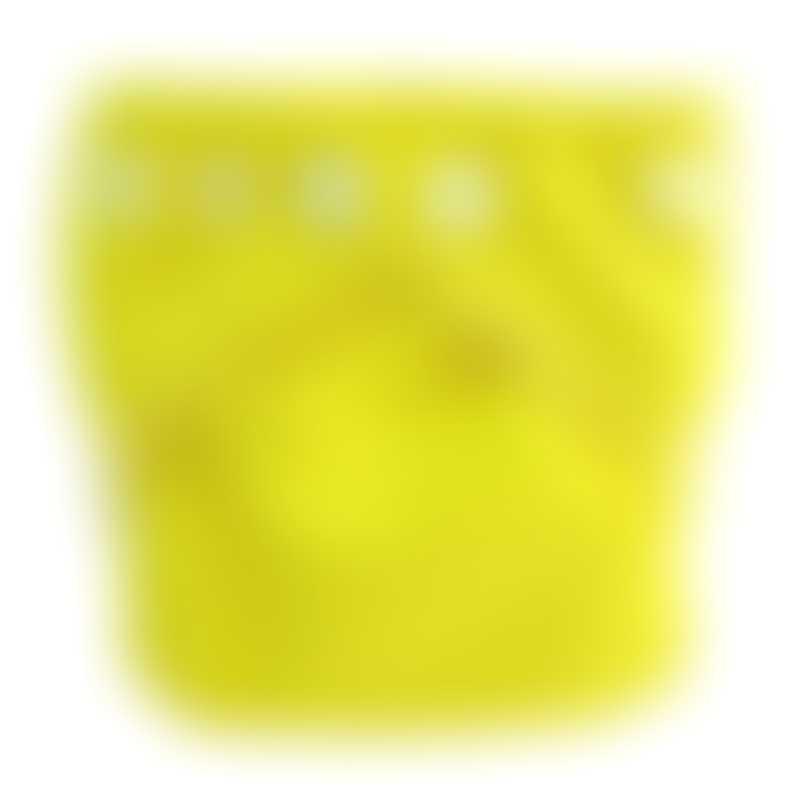 Charlie Banana 1 Diaper 1 Insert - Yellow - X-Small