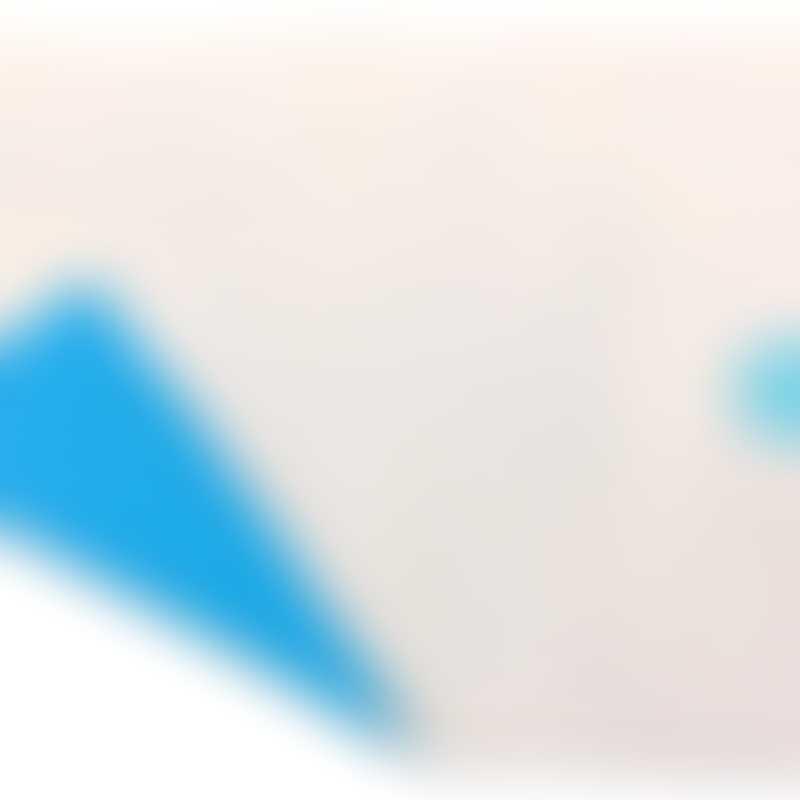 Charlie Banana Change Pad Organic Cotton - Turquoise