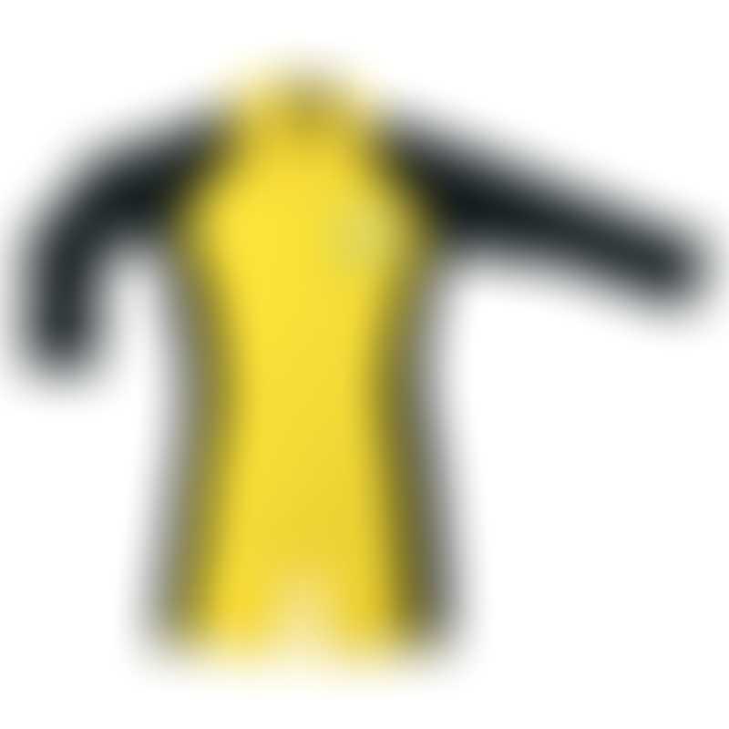 Charlie Banana Jumpsuit - Black/Yellow