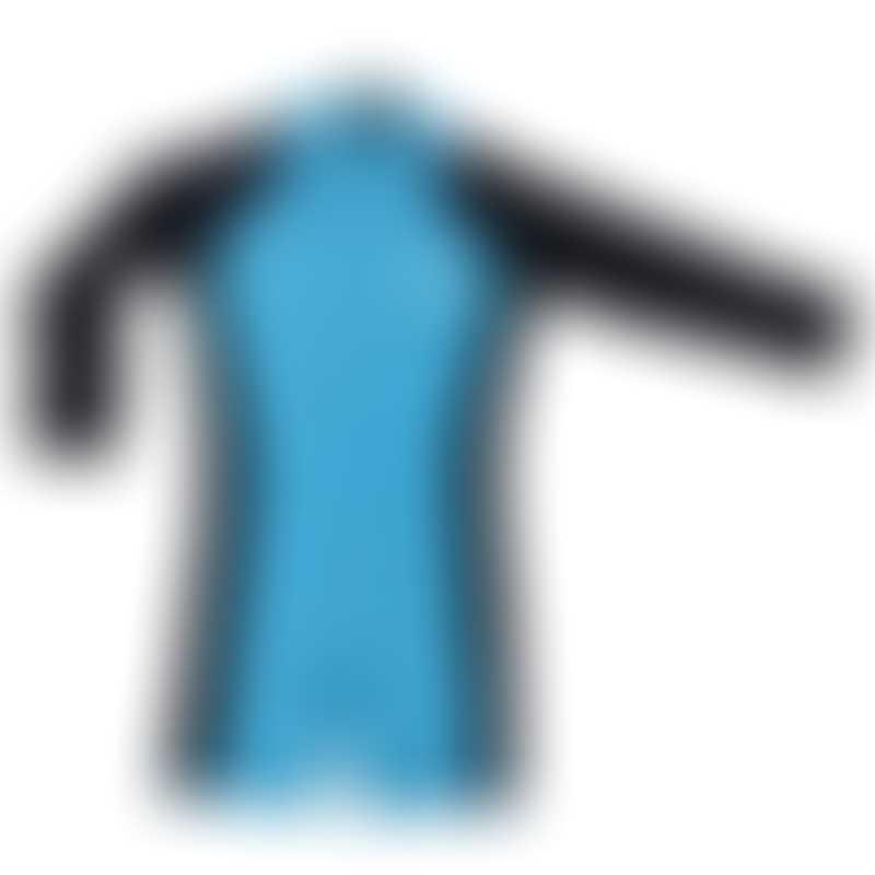 Charlie Banana Jumpsuit - Black/Turquoise