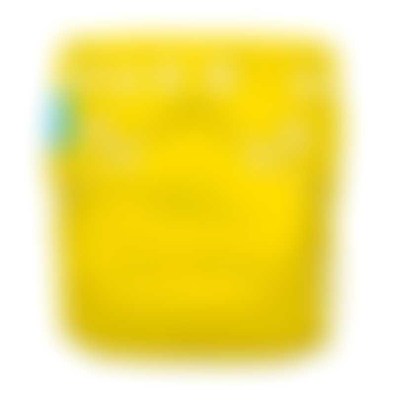 Charlie Banana 1 Diaper 2 Standard Inserts - Yellow (One Size)