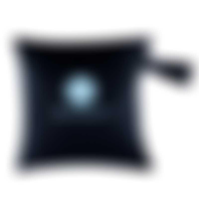 Charlie Banana Tote Bag - Black Blue