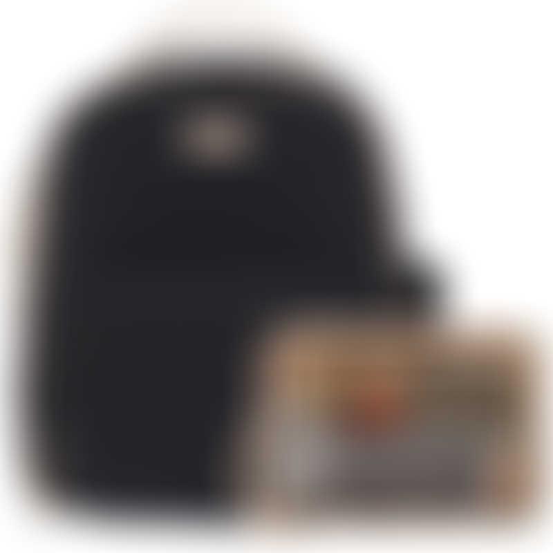 Skip Hop Clarion Diaper Backpack - Black