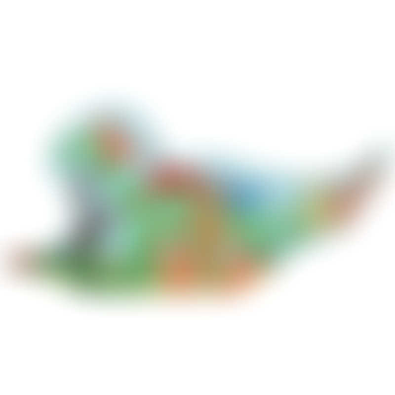 Scratch Europe Contour Puzzle Dino 30-Pieces