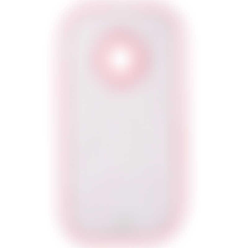 Beaba Cotton Bib (53x27cm) - Flowers 0mos+