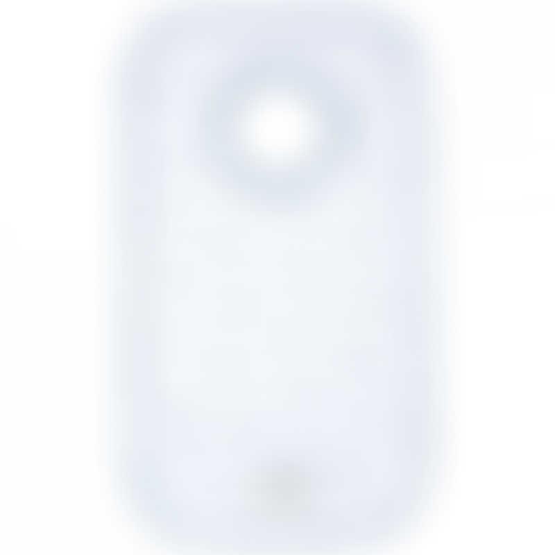 Beaba Cotton Bib (53x27cm) - Hedgehog 0mos+
