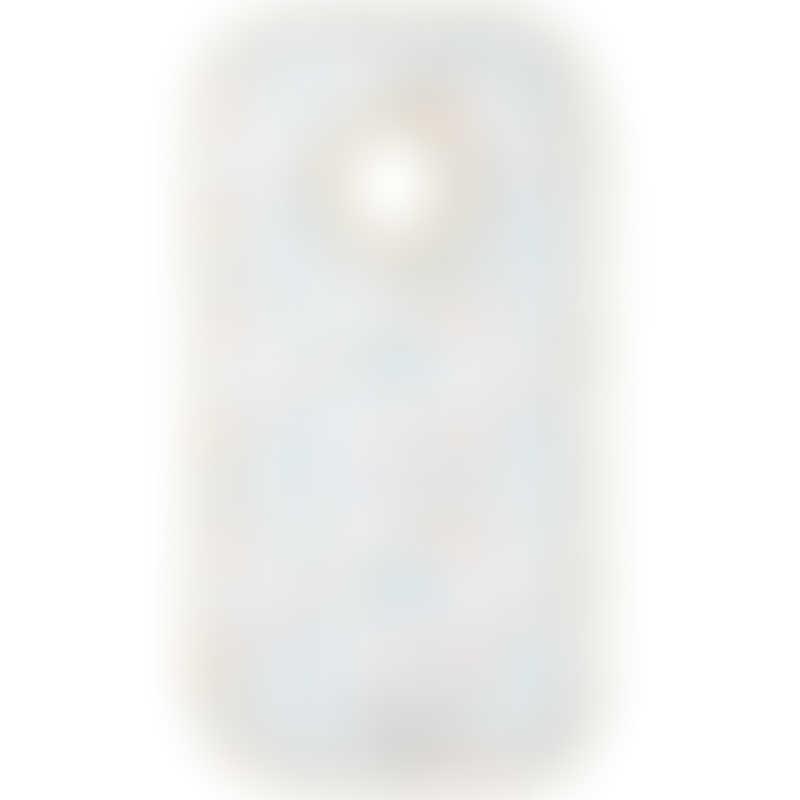 Beaba Cotton Bib (53x27cm) - Tropical 0mos+