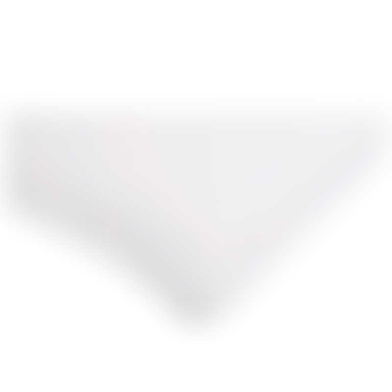 Arm's Reach Cotton Replacement Fitted Sheet - White
