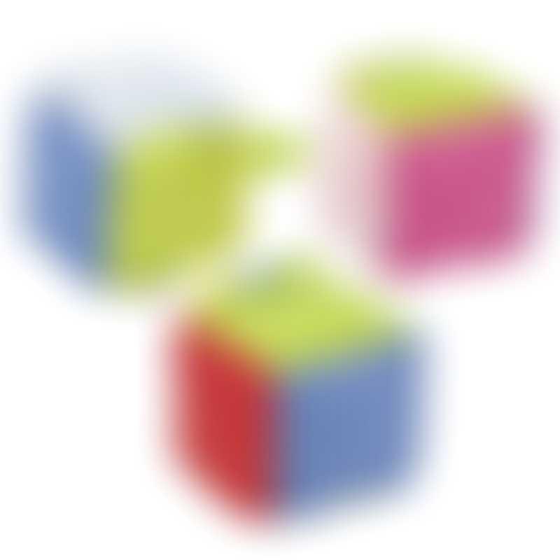 Goki Cube Rattle (1-Piece)