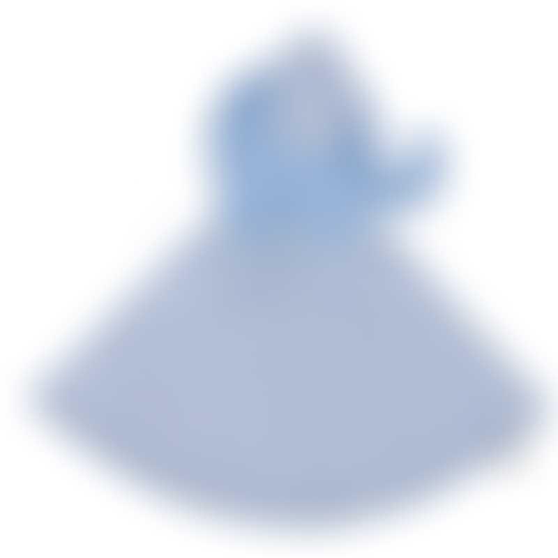 Goki Cuddle Cloth - Blue Elephant
