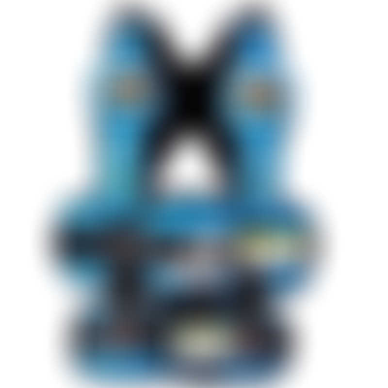 Ridesafer Delight Travel Vest GEN 5 - Small Blue