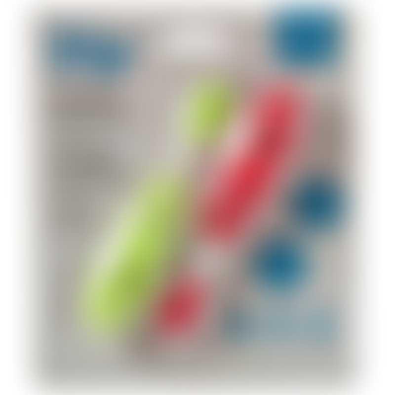 CogniKids Dip® Weaning Pre-Spoon - Apple / Rose