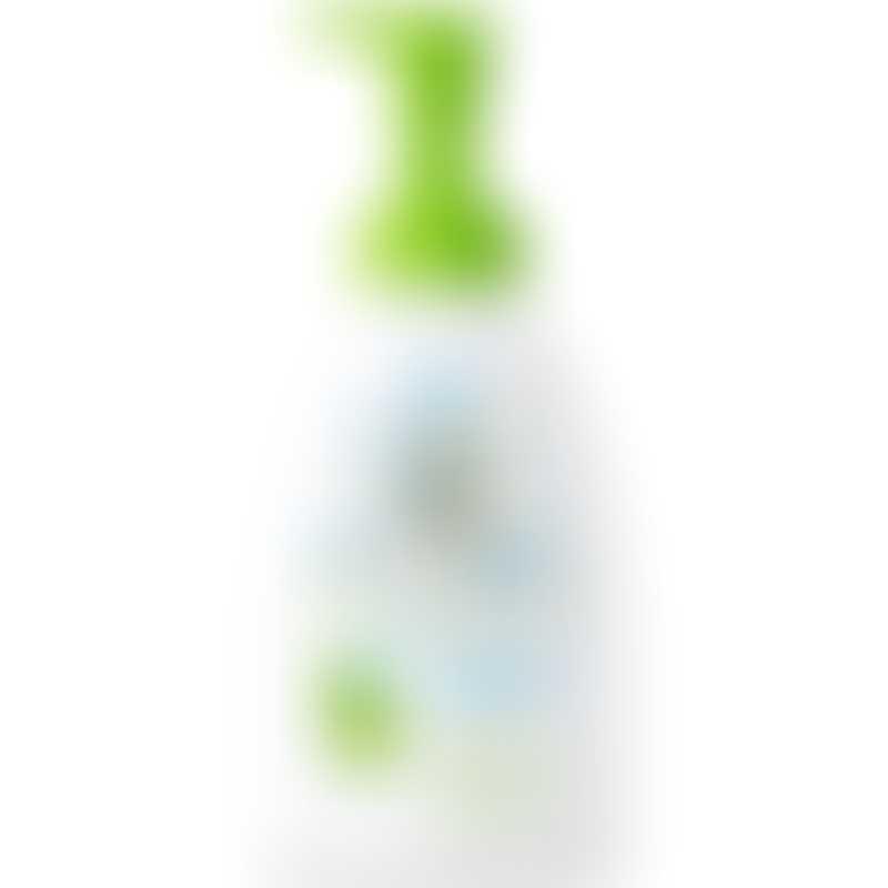 babyganics Dish & Bottle Soap Fragrance Free - 473ml