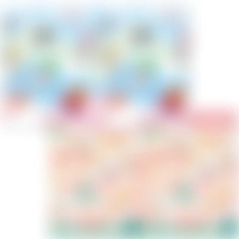 Baby Care Double Sided Playmat - Medium 185x125cm - I Love Sky