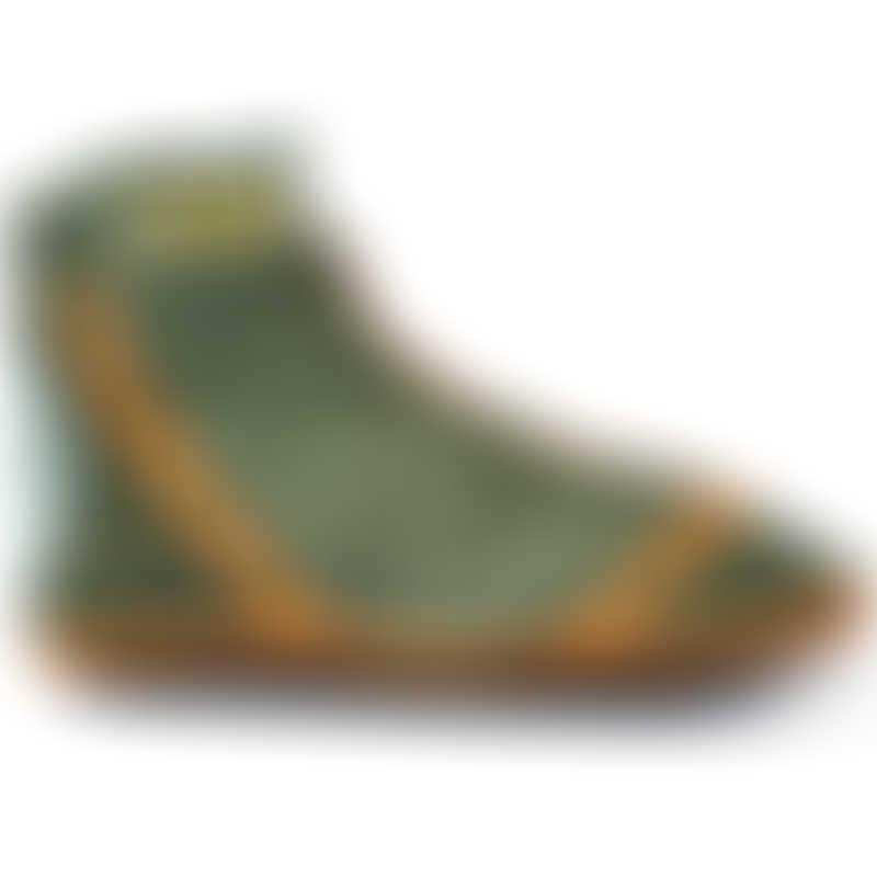Duukies Beachsocks - Green Croc