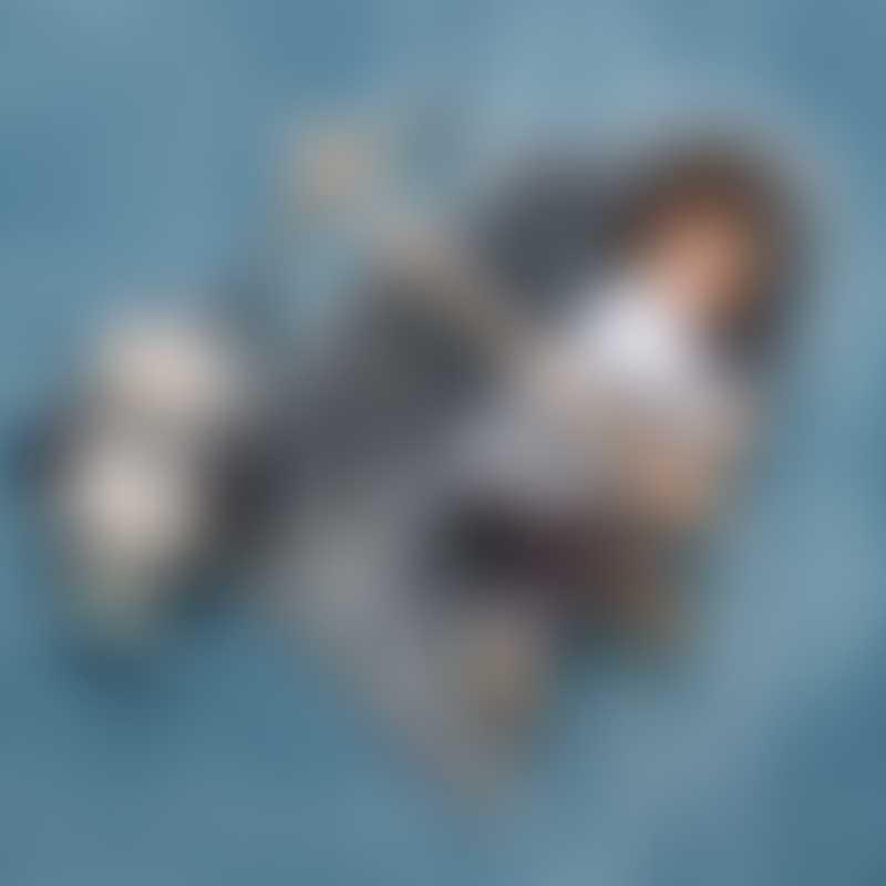 Toddlekind Prettier Playmat 120x180cm - Earth Collection - Marine
