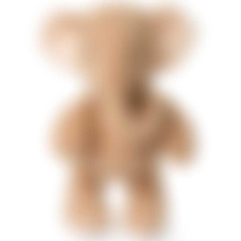 WWF - Cub Club Ebu The Elephant with Crinkly Ears - Light Pink 22cm