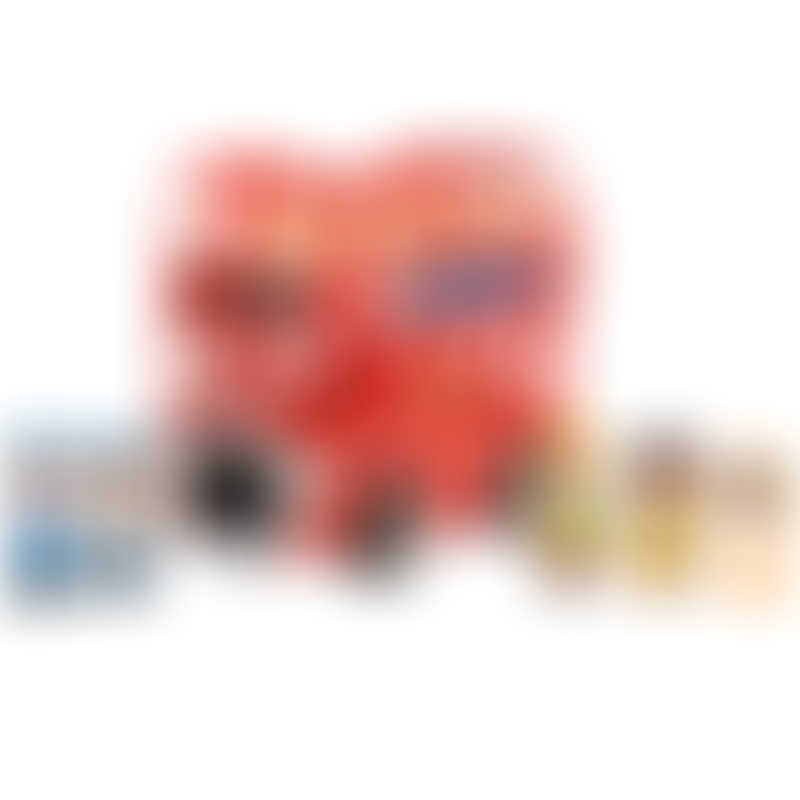 ELC Happyland London Bus Set