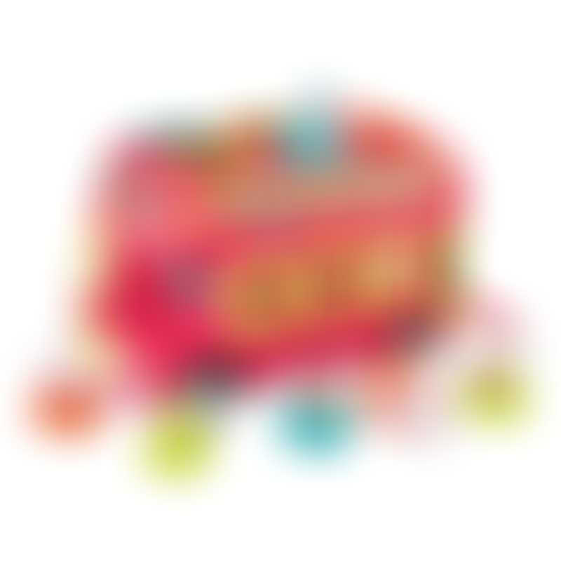 ELC Shape Sorting Bus - Red