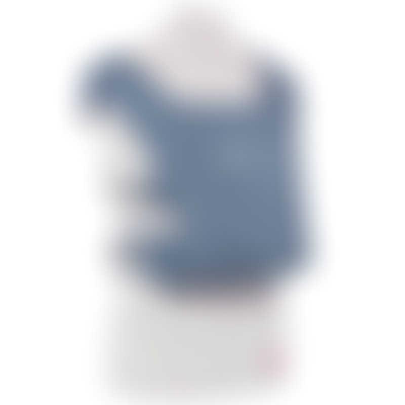 Ergobaby Embrace Cozy Newborn Carrier - Oxford Blue
