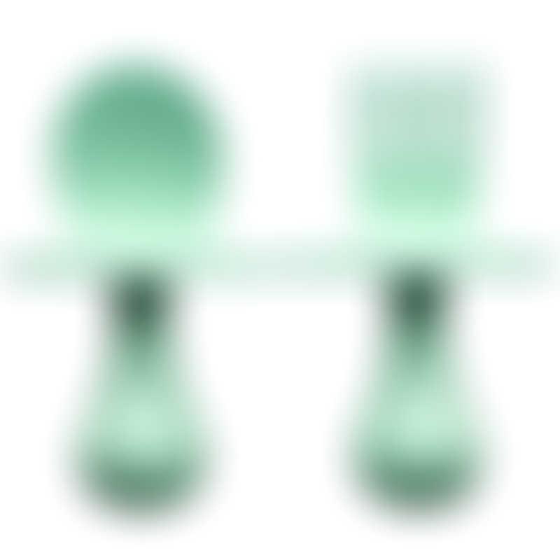 Grabease Ergonomic Utensils - Mint to Be