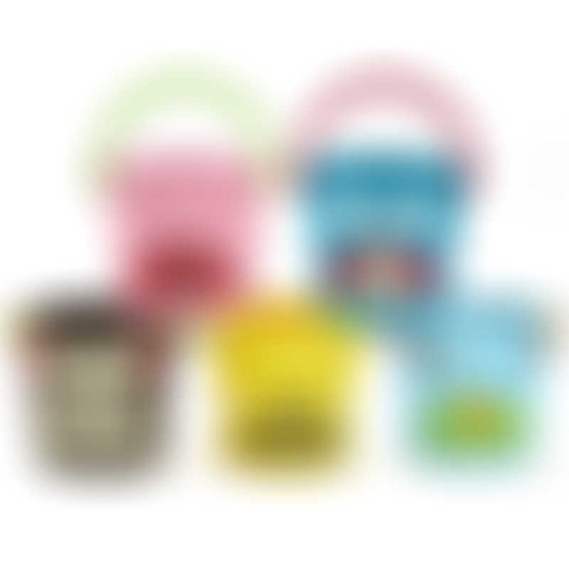 Skip Hop Explore & More - Zoo Stack & Pour Buckets 9m+