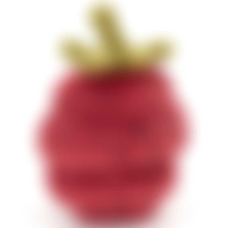 Jellycat Fabulous Fruit Raspberry 10cm