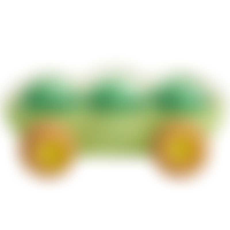 Skip Hop Skip Hop Farmstand蔬果乐园豆荚玩具车