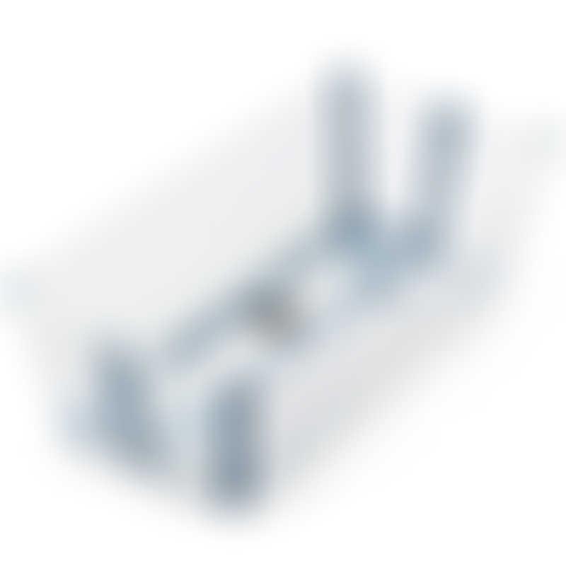 Stokke Flexi Bath X-Large - Transparent Blue