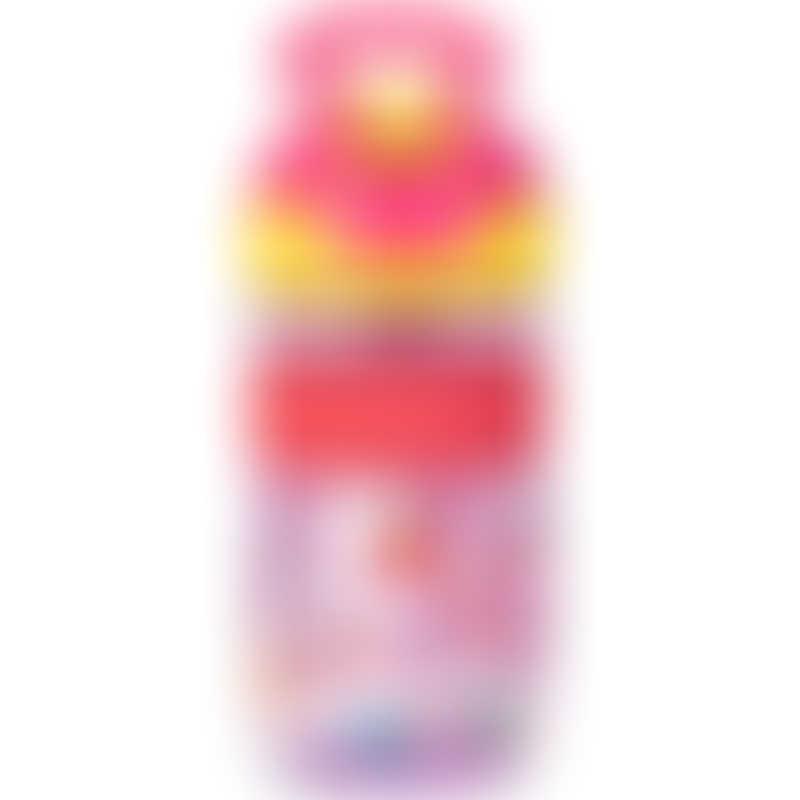 Nuby Flip-It Reflex Baby Straw Drink Cup 12oz/360ml - Pink