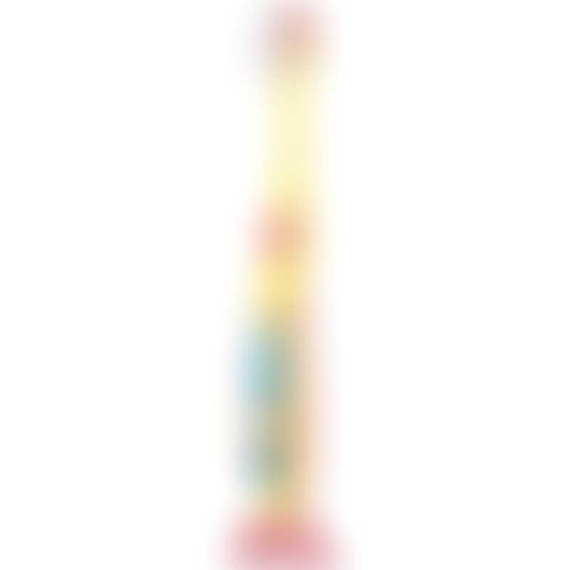 Brushbaby Flossbrush 3-6 years - Yellow