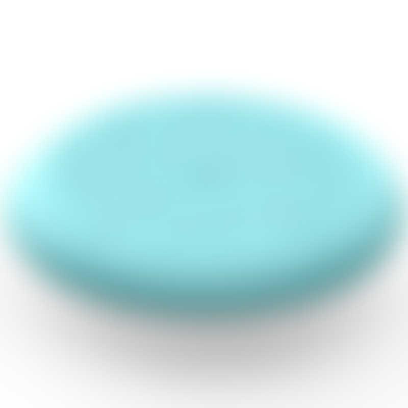 Quut Toys Frisbee + Sand Sifter - Vintage Blue