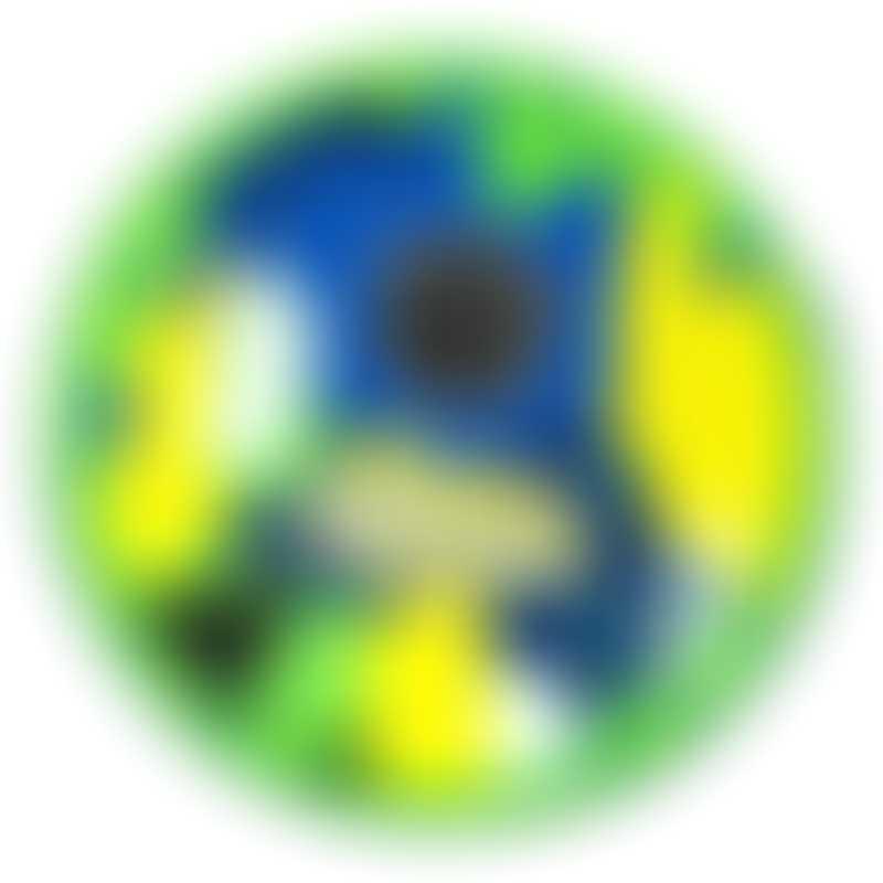 Wahu Frisc - Green & Blue